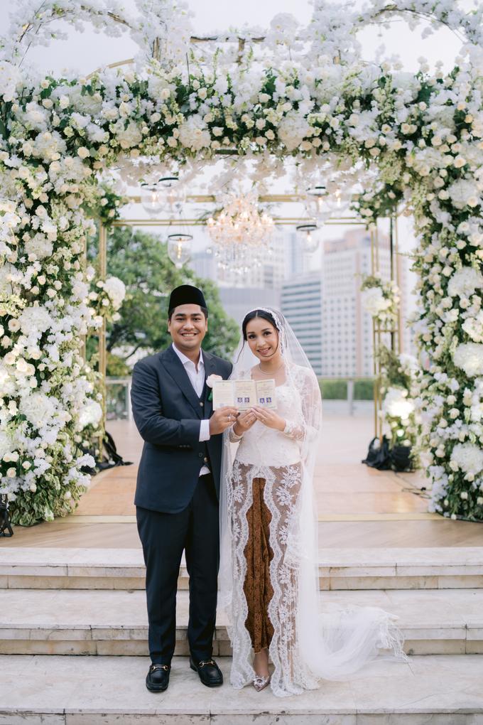 The Wedding of Callista & Ali by Cassia Decoration - 014