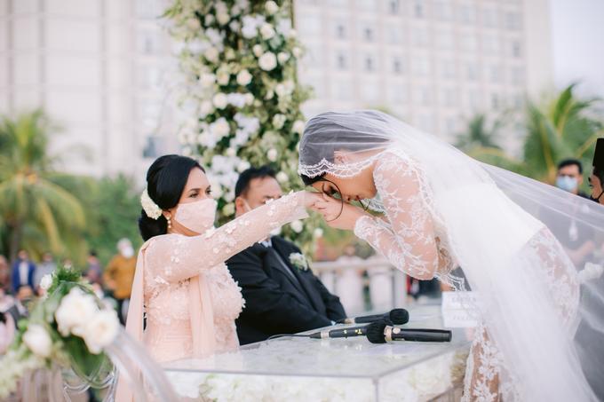 The Wedding of Callista & Ali by Cassia Decoration - 016