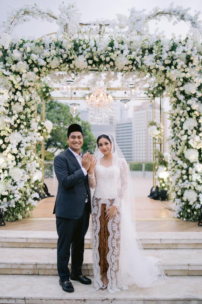 The Wedding of Callista & Ali by Cassia Decoration - 012