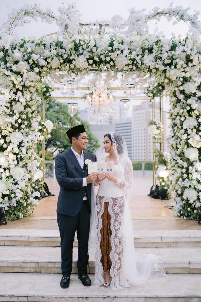 The Wedding of Callista & Ali by Cassia Decoration - 013