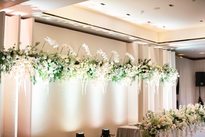 The Wedding of Callista & Ali by Cassia Decoration - 023