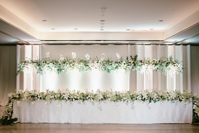 The Wedding of Callista & Ali by Cassia Decoration - 043