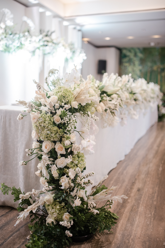 The Wedding of Callista & Ali by Cassia Decoration - 039
