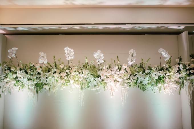 The Wedding of Callista & Ali by Cassia Decoration - 038