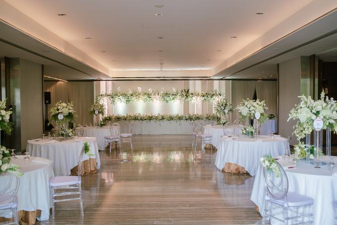 The Wedding of Callista & Ali by Cassia Decoration - 036