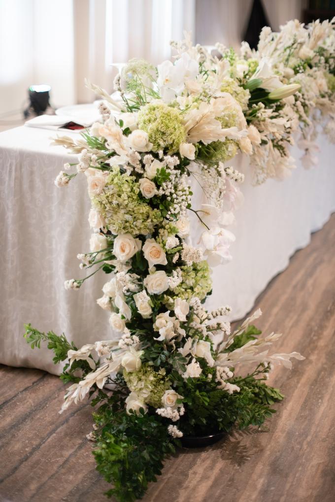The Wedding of Callista & Ali by Cassia Decoration - 035