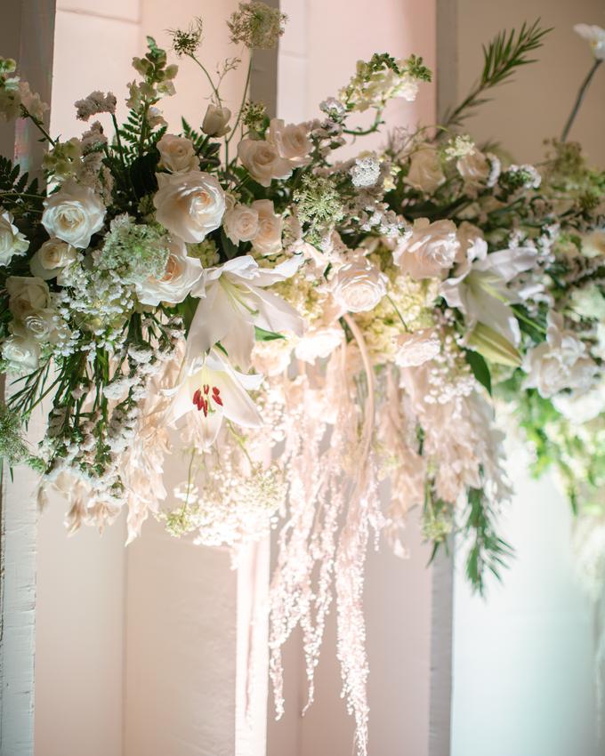 The Wedding of Callista & Ali by Cassia Decoration - 034