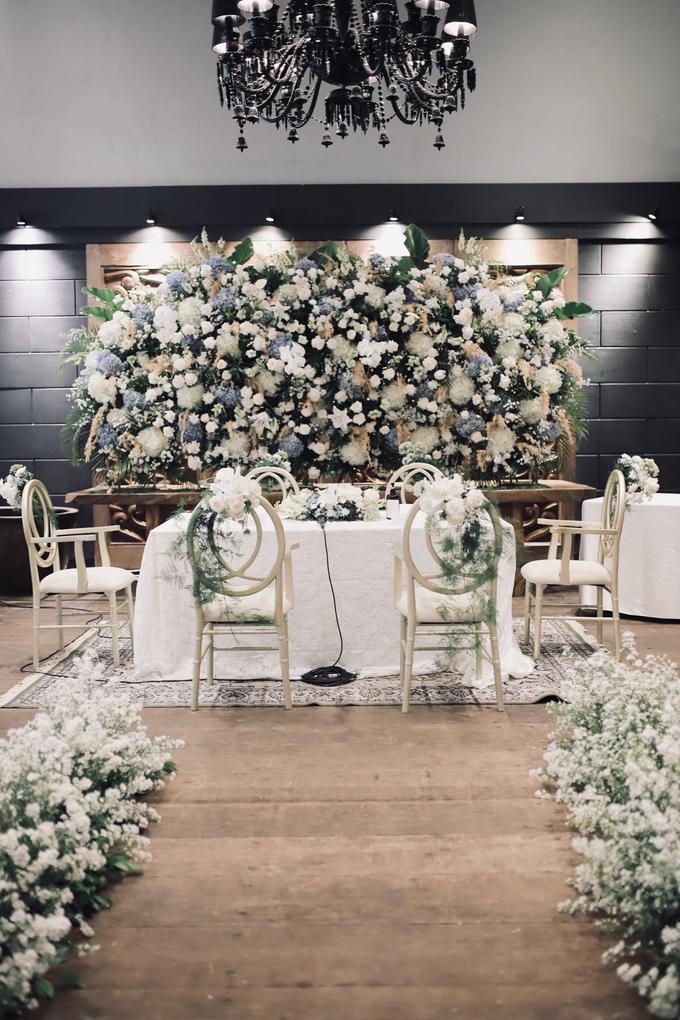 The Wedding of Aliya & Faisal by Cassia Decoration - 002