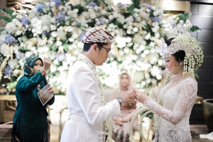 The Wedding of Aliya & Faisal by Cassia Decoration - 006