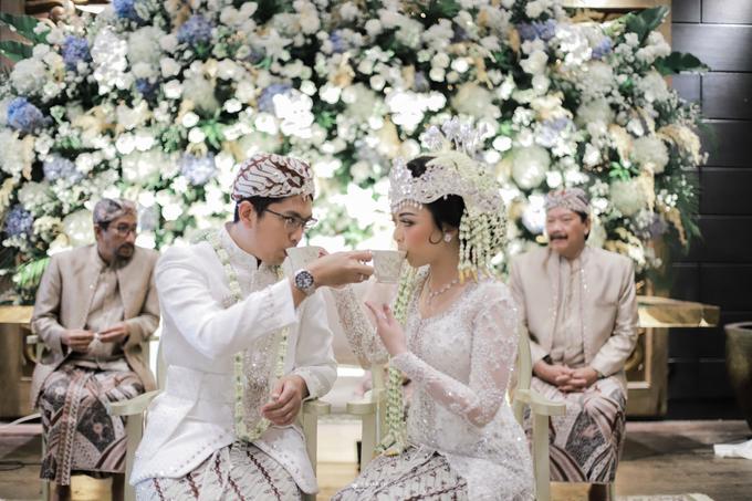 The Wedding of Aliya & Faisal by Cassia Decoration - 007