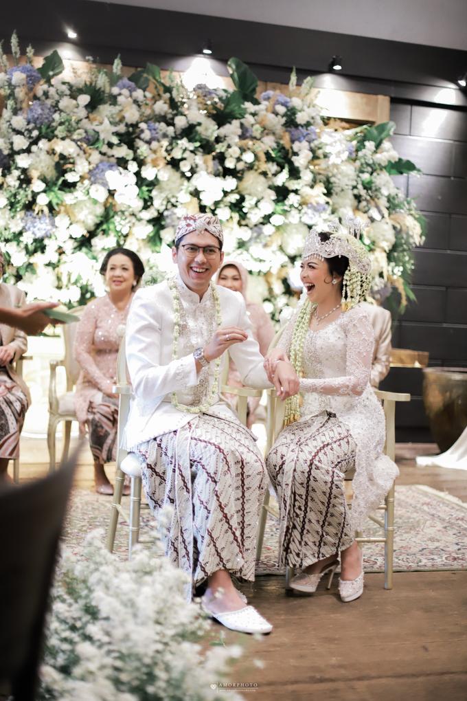 The Wedding of Aliya & Faisal by Cassia Decoration - 009