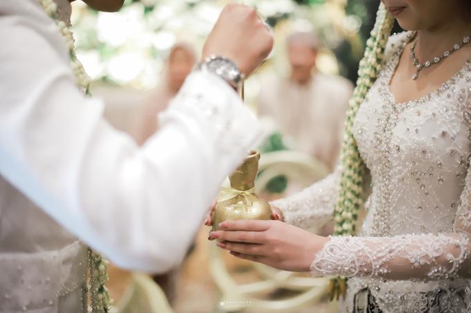 The Wedding of Aliya & Faisal by Cassia Decoration - 010