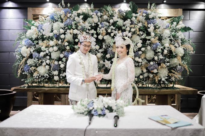 The Wedding of Aliya & Faisal by Cassia Decoration - 011