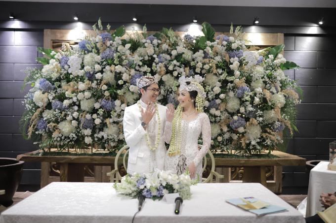 The Wedding of Aliya & Faisal by Cassia Decoration - 012