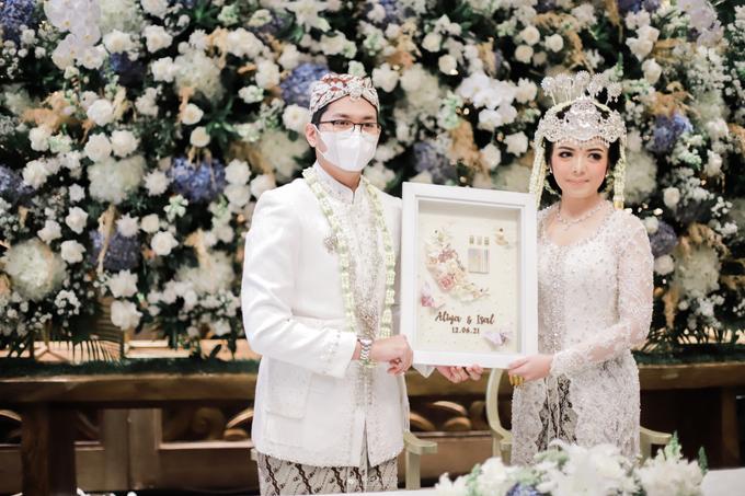The Wedding of Aliya & Faisal by Cassia Decoration - 013