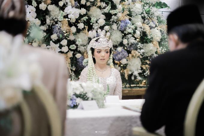 The Wedding of Aliya & Faisal by Cassia Decoration - 014