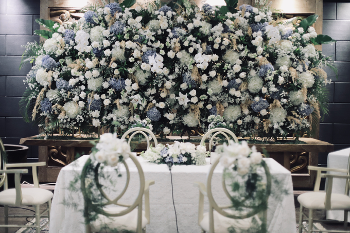 The Wedding of Aliya & Faisal by Cassia Decoration - 019