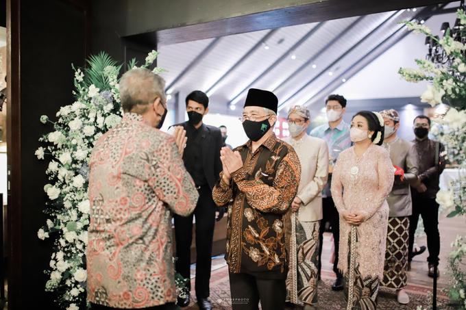 The Wedding of Aliya & Faisal by Cassia Decoration - 021