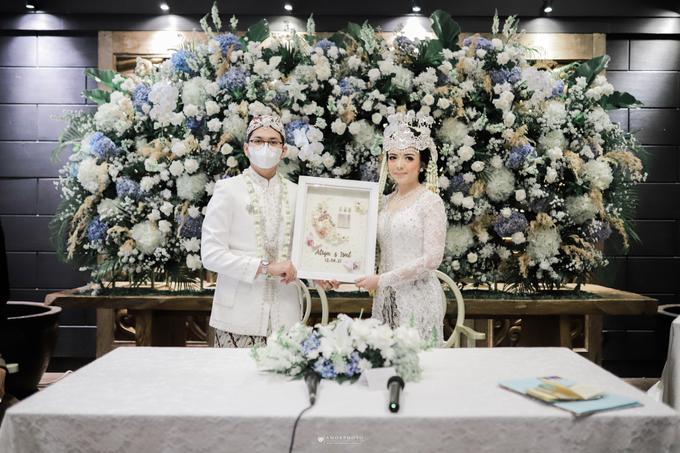 The Wedding of Aliya & Faisal by Cassia Decoration - 022
