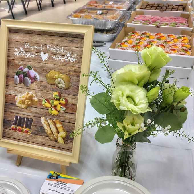 Wedding Dessert Reception by Sunlife Pastries - 024