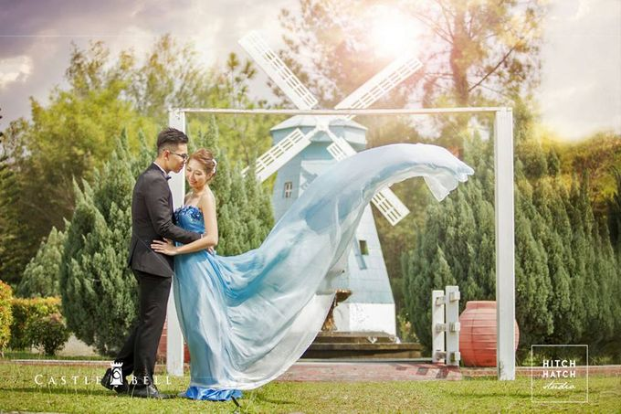 Bridal Gowns by Castlebell Wedding Mansion - 003