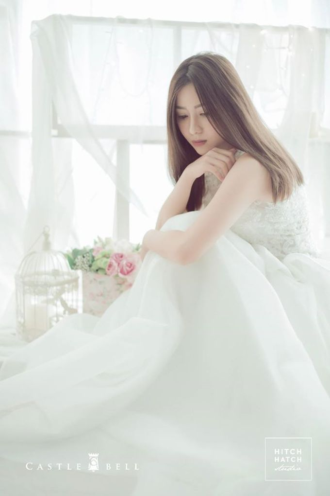 Bridal Gowns by Castlebell Wedding Mansion - 005
