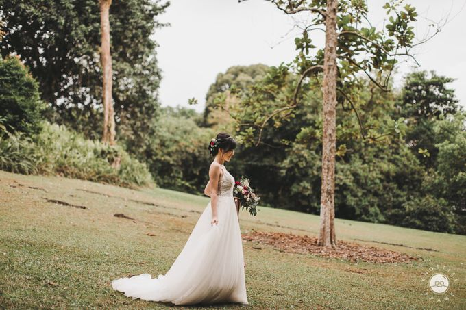 Pre-wedding Photography - Feith & Desmond by Knotties Frame - 001