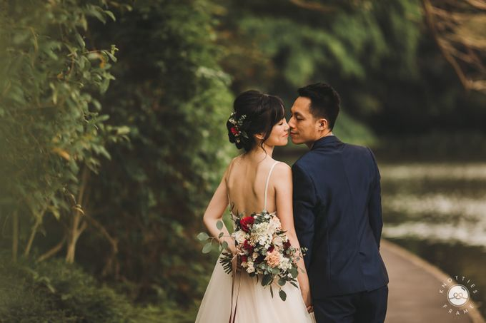Pre-wedding Photography - Feith & Desmond by Knotties Frame - 013