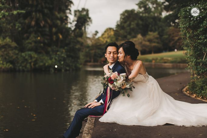 Pre-wedding Photography - Feith & Desmond by Knotties Frame - 016