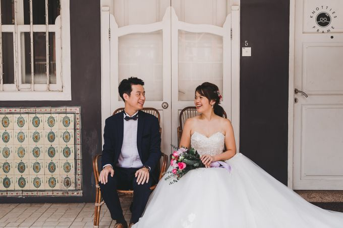 Pre-wedding Photography - Ying Ling & Brian by Knotties Frame - 019