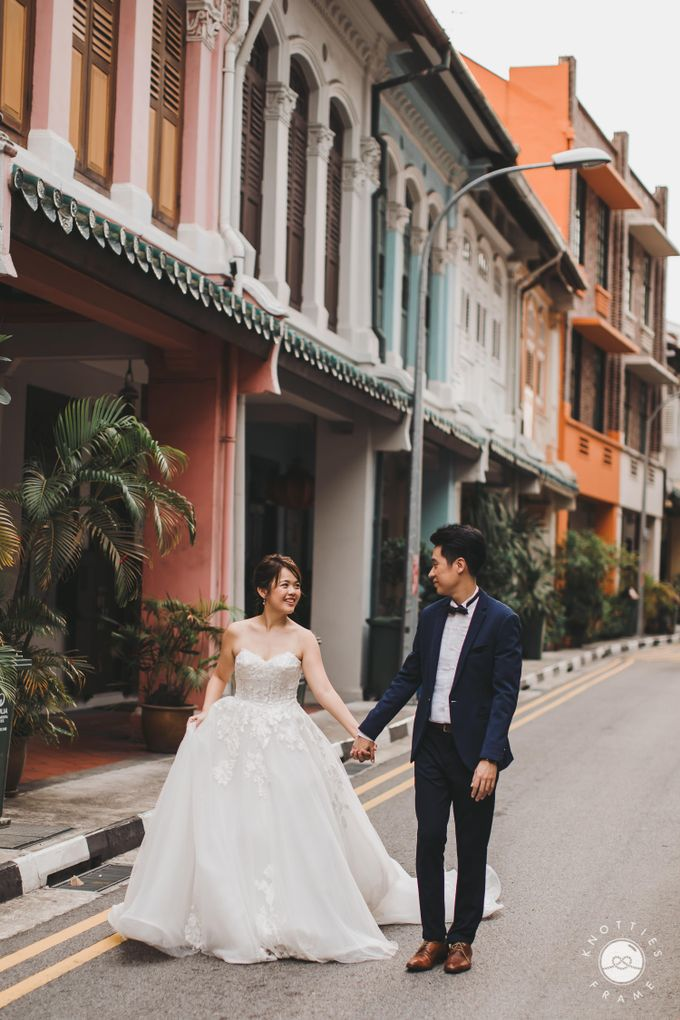 Pre-wedding Photography - Ying Ling & Brian by Knotties Frame - 020