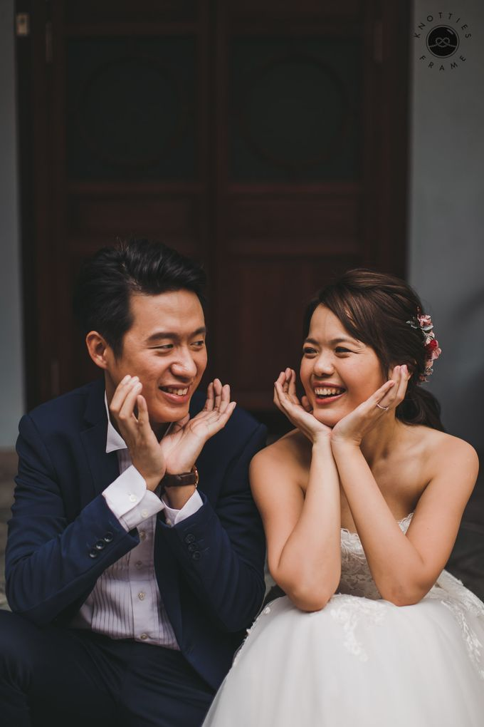 Pre-wedding Photography - Ying Ling & Brian by Knotties Frame - 022