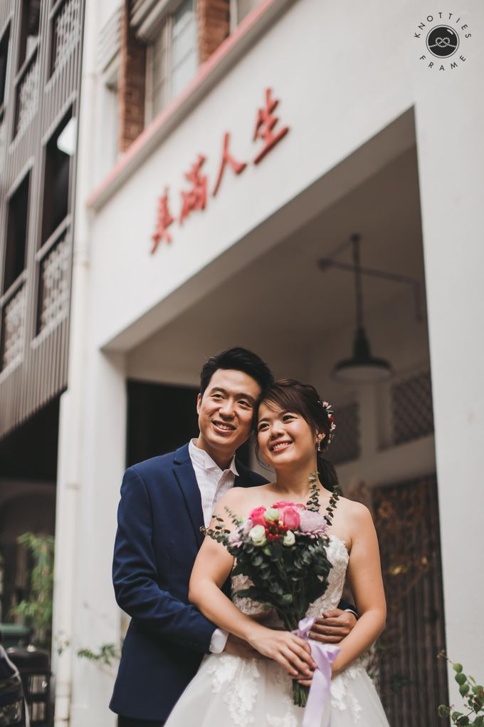 Pre-wedding Photography - Ying Ling & Brian by Knotties Frame - 024