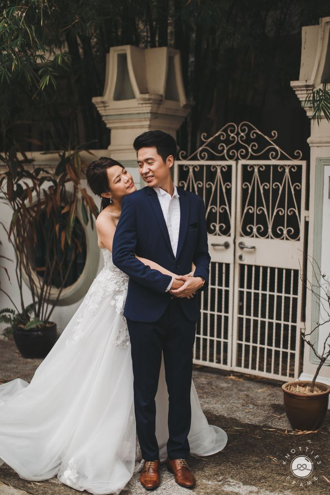 Pre-wedding Photography - Ying Ling & Brian by Knotties Frame - 025