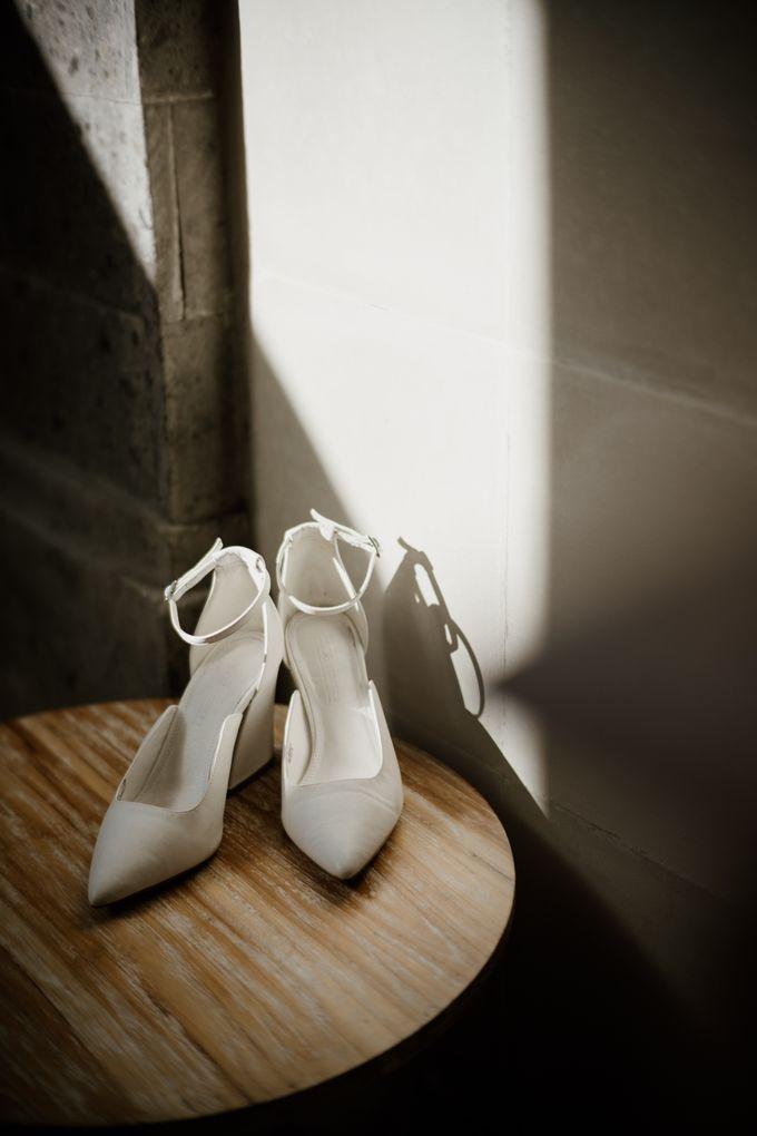 Cath & Chris Wedding Bali by Visesa Ubud - 001