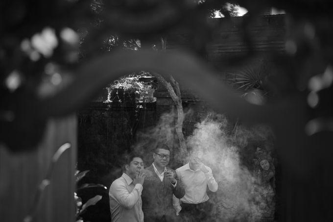Cath & Chris Wedding Bali by Visesa Ubud - 010