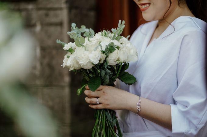 Cath & Chris Wedding Bali by Visesa Ubud - 011