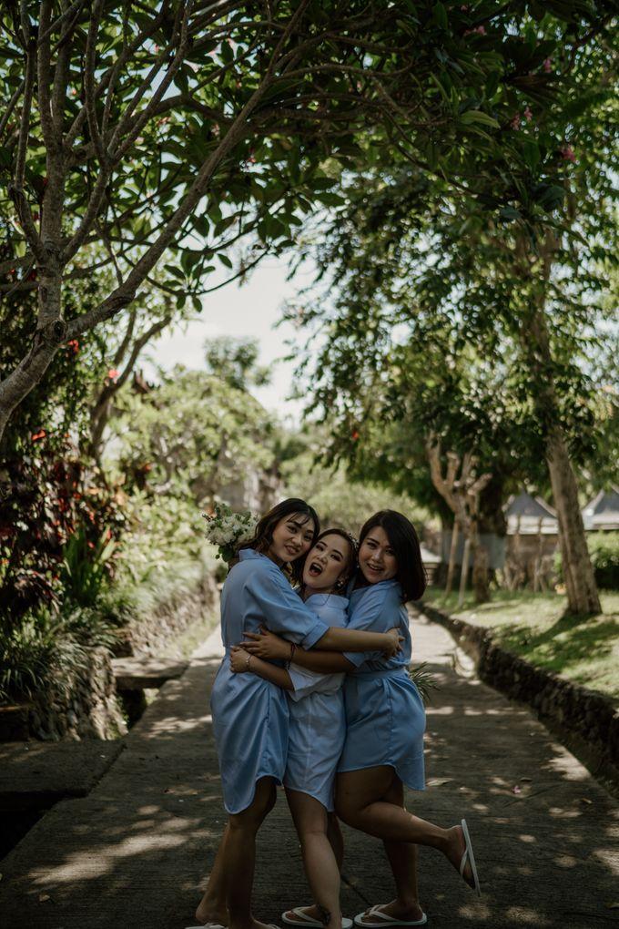 Cath & Chris Wedding Bali by AKSA Creative - 013