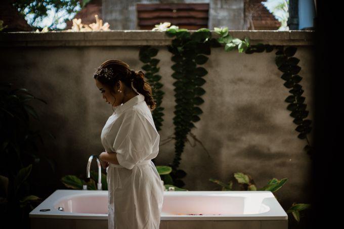 Cath & Chris Wedding Bali by Visesa Ubud - 002