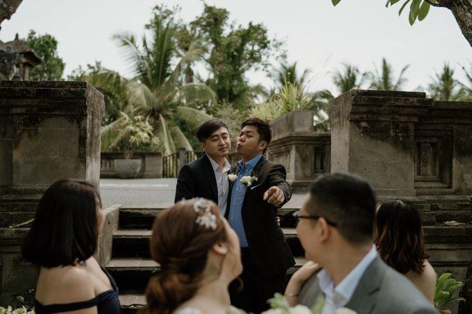 Cath & Chris Wedding Bali by Visesa Ubud - 023