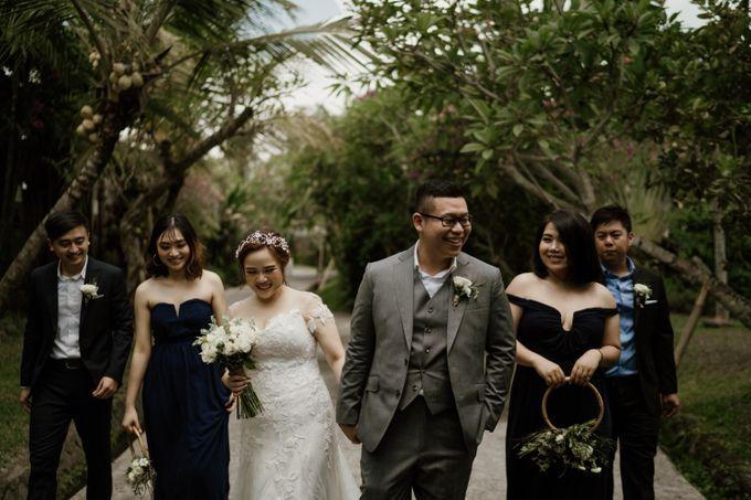 Cath & Chris Wedding Bali by Visesa Ubud - 025