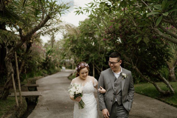 Cath & Chris Wedding Bali by Visesa Ubud - 027