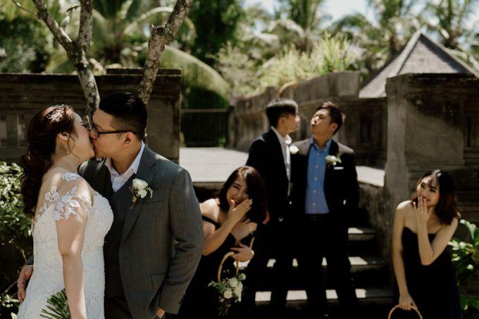 Cath & Chris Wedding Bali by Visesa Ubud - 029