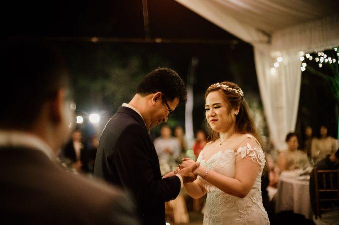 Cath & Chris Wedding Bali by Visesa Ubud - 035