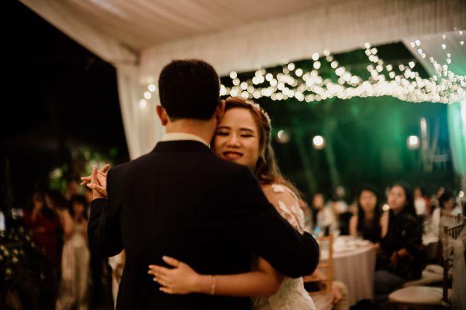 Cath & Chris Wedding Bali by Visesa Ubud - 036