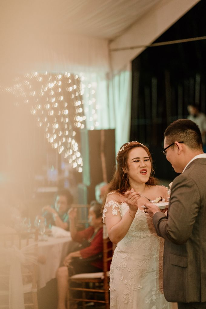 Cath & Chris Wedding Bali by Visesa Ubud - 038