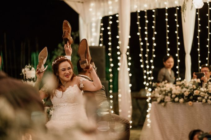 Cath & Chris Wedding Bali by Visesa Ubud - 039