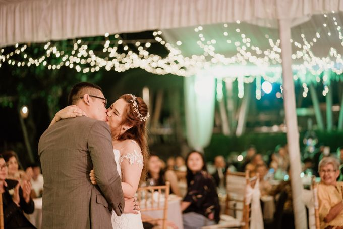 Cath & Chris Wedding Bali by Visesa Ubud - 040