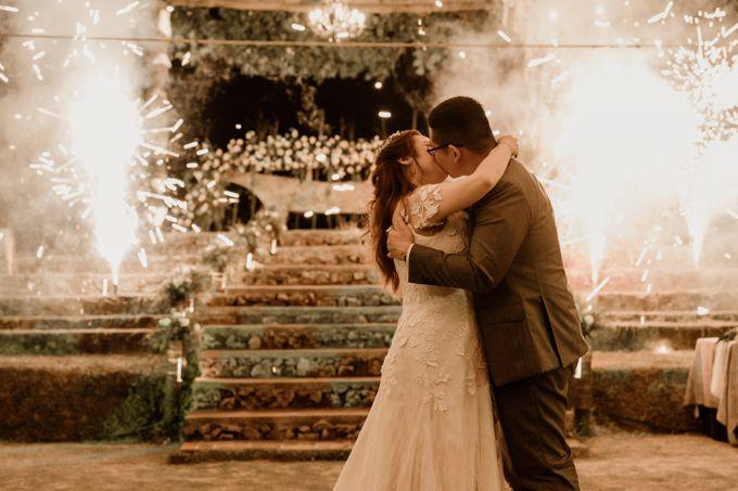 Cath & Chris Wedding Bali by Visesa Ubud - 041