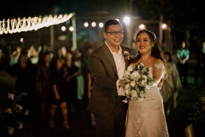 Cath & Chris Wedding Bali by Visesa Ubud - 042